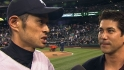 Ichiro on playing for Yankees