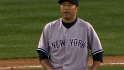 Kuroda's three-hit gem