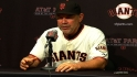 Bochy on Posey&#039;s offense in win