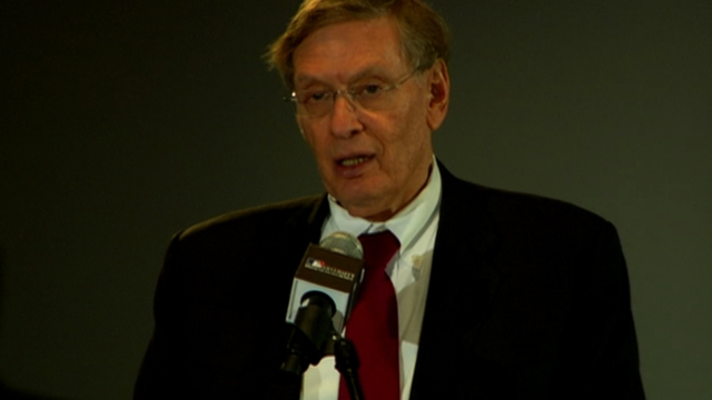 MLB, Selig lauded in Racial and Gender Report Card
