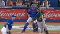 Cespedes&#039; bases-clearing single
