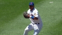 Tejada's tough play