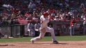 Trout's two-run blast