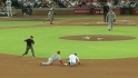 Mesoraco gets Maxwell stealing