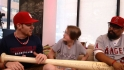 Meggie visits the MLB Fan Cave