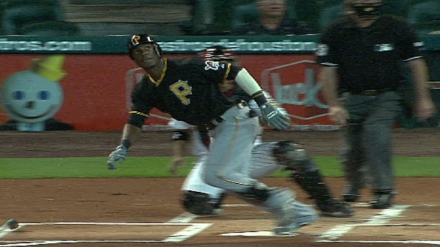 Marte, McCutchen stand out in solid outfield
