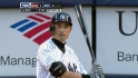 Ichiro receives home ovation
