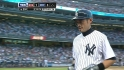 Ichiro&#039;s first home at-bat