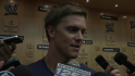 Greinke discusses his trade