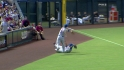 Tejada's amazing catch