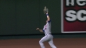 Nieuwenhuis&#039; tough catch