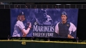 Johnson, Wilson in Mariners HOF