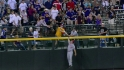 Cuddyer&#039;s two-run homer