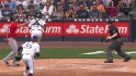 Brown scores tying run