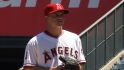 Greinke's Angels debut