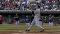 Pierzynski&#039;s three-run shot