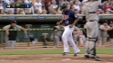 Willingham's RBI single