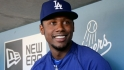 Hanley on Dodgers home debut