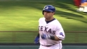 Rangers crush three home runs
