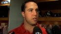 Teixeira on injury to wrist