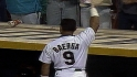 Baerga&#039;s two-homer inning