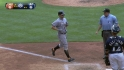 Sanchez's game-tying homer