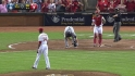 Chapman collects the save