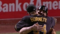 Burnett completes one-hitter