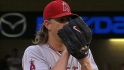 Weaver's sharp outing