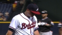 Medlen wins in rare start