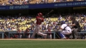 Montero's two-run home run