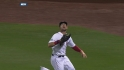 Kalish's nice sliding catch