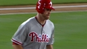 Schierholtz's Phillies debut