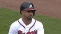 Johnson's Braves debut