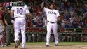 Cruz's long home run