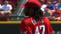 Cueto&#039;s nine K&#039;s