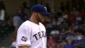 Dempster&#039;s Rangers debut