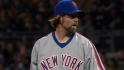 Dickey&#039;s nine strikeouts