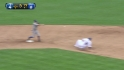 Feldman induces double play