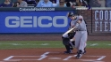 Posey&#039;s two-run homer