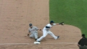 Jeffress snuffs bunt