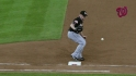 LaRoche reaches on error