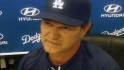 Mattingly on Kershaw&#039;s outing