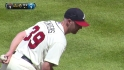 Venters strikes out Downs