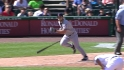 Hafner&#039;s 200th career homer