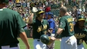 Reddick&#039;s three-run home run