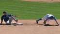 Olt&#039;s first stolen base