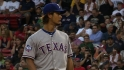 Darvish&#039;s nine strikeouts