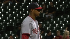 Nationals seek eighth straight win behind Jackson