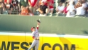 Trout&#039;s unbelievable grab